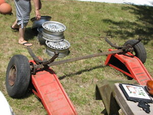 Axle for Utility Trailer