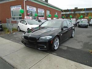 BMW 5 SERIES SEDAN 2012 550I XDRIVE