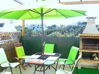 Spacious 2 bed, 3 bath holiday home in the Algarve, Portugal