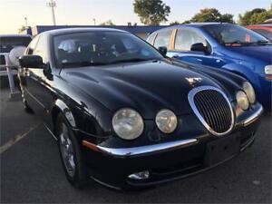 2000 Jaguar TYPE S