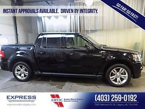 2010 Ford Explorer Sport Trac Limited
