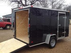 6x12 enclosed trailer wanted
