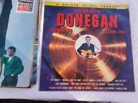 Vinyl LP A Golden Age Of Donegan Vol 2 – Lonnie Donegan PYE Golden Guinea GGL 0170 Mono 1962