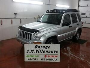 JEEP LIBERTY 2003 LIMITED