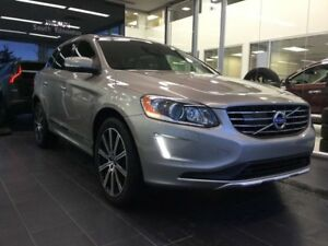 2015 Volvo XC60 T6 PLATINUM, HEATED SEATS, SUNROOF