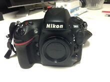 Nikon D800 digital slr body Parramatta Park Cairns City Preview