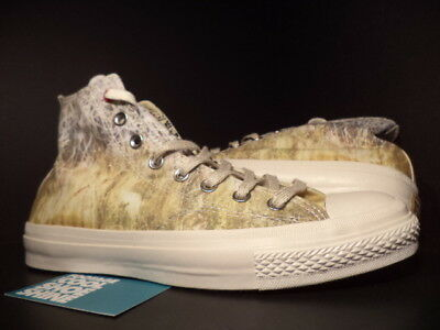 Converse CT CHUCK TAYLOR SPEC HI PRODUCT RED JOSE PARLA NATURAL WHITE 131192C 9 - Converse Merchandise