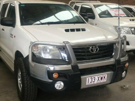 Toyota Hilux 2013 ex-Lease vehicle AUTOMATIC with canopy Macksville Nambucca Area Preview