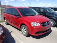 2013 Dodge Grand Caravan SE/SXT MINIVAN 7 PLACES