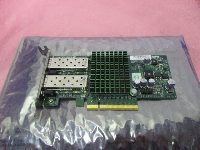 Supermicro AOC-STGN-I2S Dual-Port Low Profile Gigabit Network Card, 450575