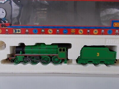 Thomas and Friends Hornby Henry The Green Engine