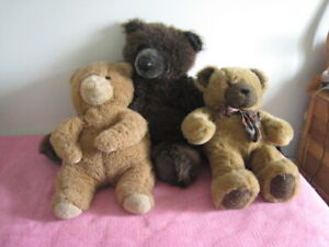 Large Stuffed Toy Bears