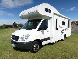 Jayco Conquest – ISLAND BED - MERCEDES Glendenning Blacktown Area Preview
