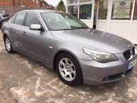 2004 04 BMW 5 SERIES 2.5 525I SE 4D AUTO 190 BHP