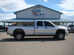 2007 Dodge 3500 Laramie  Crew LWB Cummins Diesel 6-speed
