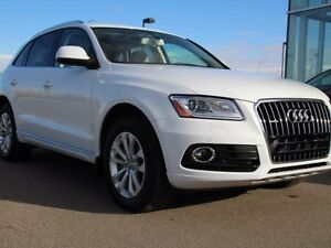 2014 Audi Q5 TECHNIK - LOCAL ONE OWNER TRADE IN | FULLY LOADED