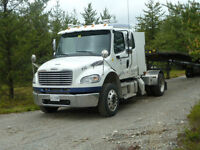2014 Freightliner M2106 Business Class Sleeper Truck