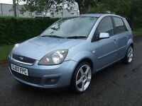 excellent value fiesta zetec 12 months mot test new tyres in imaculate condition