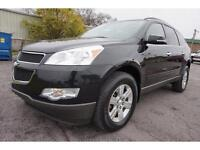 2010 Chevrolet Traverse for trade on a smaller SUV