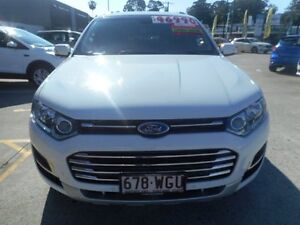 2015 Ford Territory SZ MkII Titanium Seq Sport Shift AWD Winter White 6 Speed Sports Automatic Wagon Buderim Maroochydore Area Preview