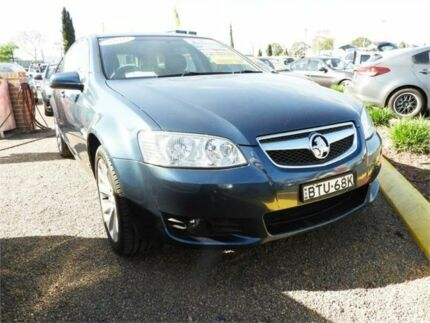 2010 Holden Berlina VE II International Blue 6 Speed Sports Automatic Sedan Colyton Penrith Area Preview