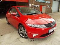 Honda Civic 1.8 i-VTEC auto 2010MY Si