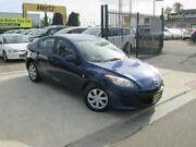 2010 Mazda 3 BL10F1 Neo Blue Sports Automatic Sedan Penrith Penrith Area Preview