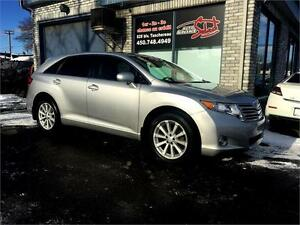 2010 TOYOTA VENZA AWD 2.7L 4 CYL MAGS 19''