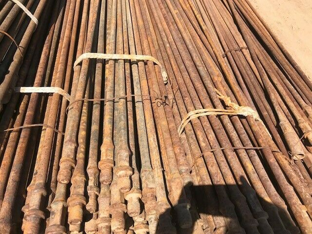 7/8 inch Used Oilfield Sucker Rods-24.5
