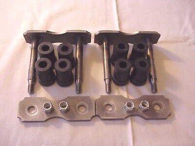 - JEEP PARTS 1976-1986 CJ5 CJ7 CJ8 REAR OEM TYPE REPLACEMENT SHACKLE KITS PAIR