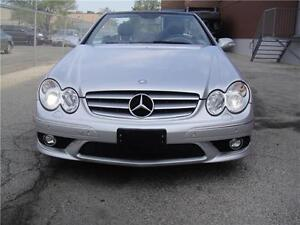 2009 MERCEDES BENZ CLK 350,MUST SEE,AMG PKG,NAVI,MINT CONDITION