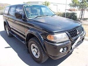 2002 Mitsubishi Challenger Wagon Mount Louisa Townsville City Preview