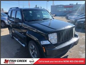 2008 Jeep Liberty Sport 4WD! AUTOMATIC!