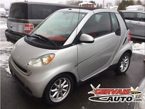 smart fortwo Passion Convertible A/C MAGS 2009