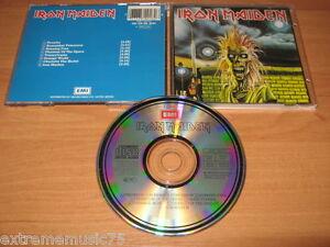"IRON MAIDEN ""Iron Maiden"" ORG 1st FAME press RARE OOP!!! - Thrashville, Polska - IRON MAIDEN ""Iron Maiden"" ORG 1st FAME press RARE OOP!!! - Thrashville, Polska"