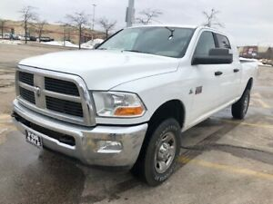 2011 Ram 3500 Diesel|4WD|Mega Cab|Heated Mirrors|