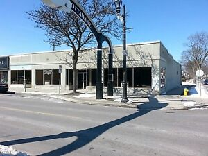 A GREAT SPACE IN THE HEART OF OTTAWA STREET FOR LEASE!