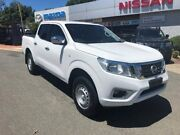 2018 Nissan Navara D23 S3 RX White 7 Speed Sports Automatic Utility Bridgewater Adelaide Hills Preview
