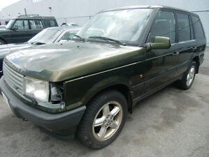 1998 RANGE ROVER PARTING OUT - BIRKSHIRE AUTO