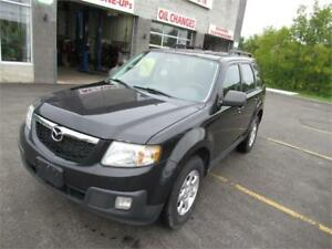 2011 Mazda Tribute GX, 4cyl. AWD. 1 owner!