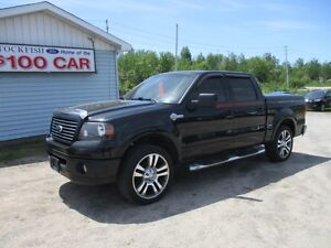 """2007 Ford F-150 4WD SuperCrew 139"""" H"""