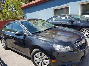 2012 CHEVROLET CRUZE LT | ONLY 69 KMS|CARLOANS ANY CREDIT