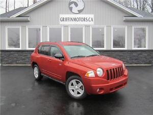 2010 Jeep Compass Sport Only $85 B/W TaxIn OAC