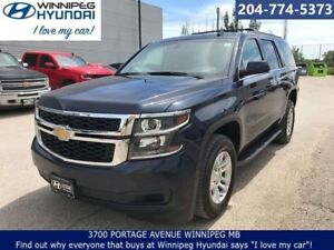2018 Chevrolet Tahoe LS No Accidents Trailer Hitch & Wiring Back