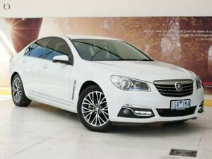 2015 Holden Calais VF II MY16 White 6 Speed Sports Automatic Sedan Collingwood Yarra Area Preview