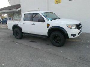 2010 Ford Ranger PK XL (4x2) White 5 Speed Automatic Pickup Maddington Gosnells Area Preview
