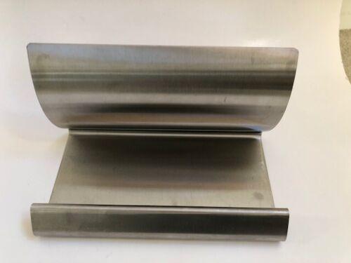 Stainless Steel Book Holder Cookbook Holder Open Book Holder Book Stand