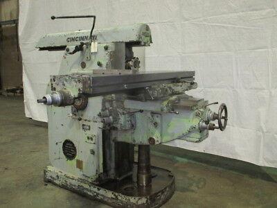 Cincinnati Milamicron 3 Universal Milling Machine 113493
