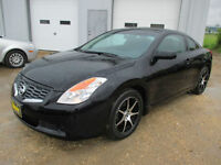 2008 NISSAN ALTIMA COUPE S $13,995 HAS WARRANTY&SAFETY