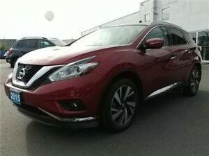 2015 Nissan Murano Platinum AWD 3.5 V6 LOCAL ! Excellent Shape !